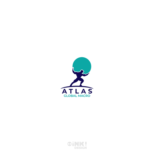 God design with the title 'Atlas'
