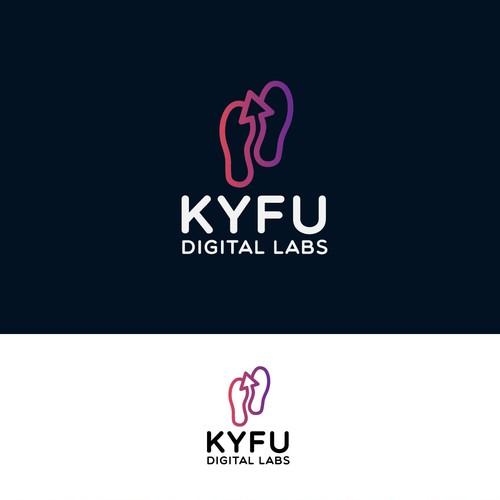 Dubai logo with the title 'KYFU'