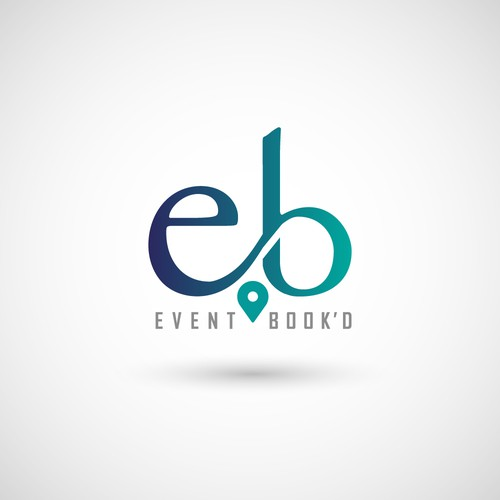 Aquatic logo with the title 'EVENTBOOK'D'
