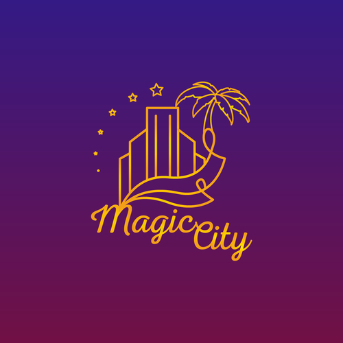 Magic brand with the title 'Magic City'