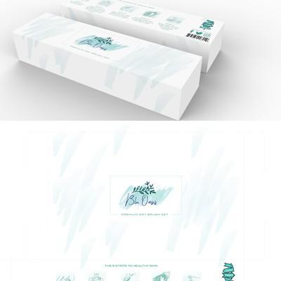 Minimalist package design