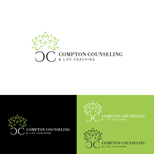 Counseling logo with the title 'Logo for Compton Counseling'