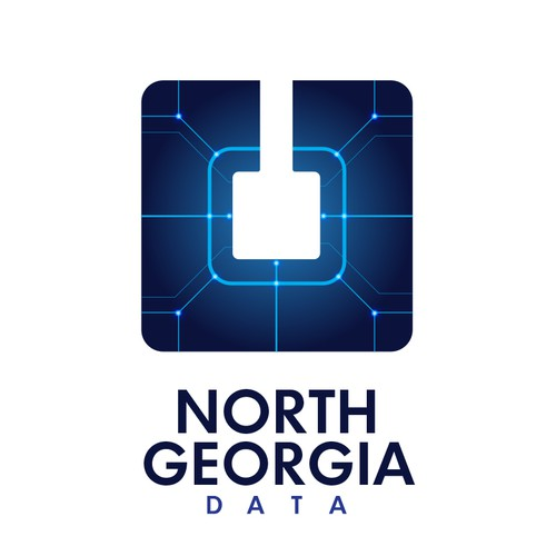 Georgia design with the title 'NGD'