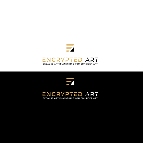 Frame design with the title 'minimalistic logo for a brand'