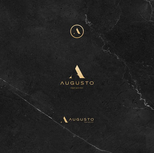 High-end brand with the title 'Augusto'