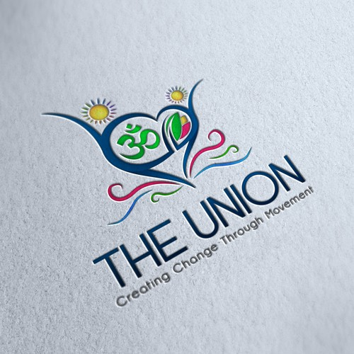 Celebration logo with the title 'THE UNION'