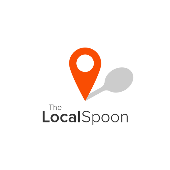 Traveler logo with the title 'The Local Spoon'