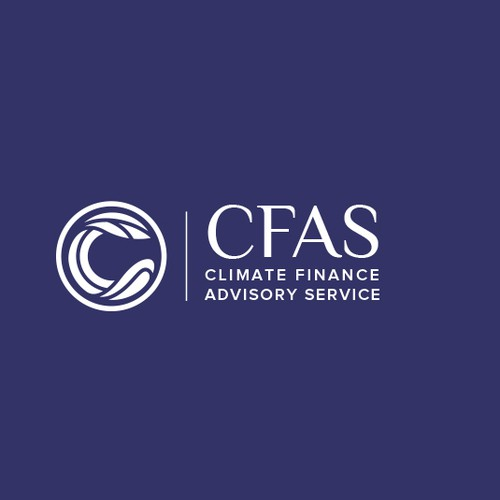 Drop logo with the title 'CFAS'