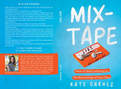 Amazon book cover with the title 'Mixtape'
