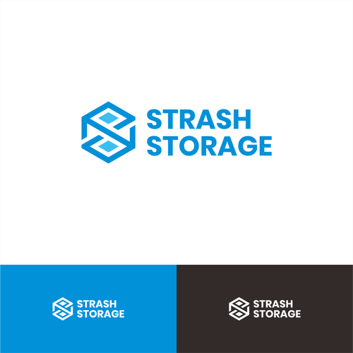 Storage logo with the title 'Storage Logo'
