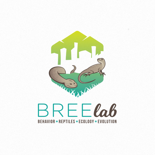 Research logo with the title 'BREElab'