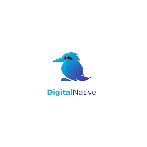 Melbourne logo with the title 'Digital Native'