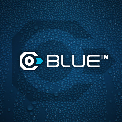 Advanced design with the title 'Blue'