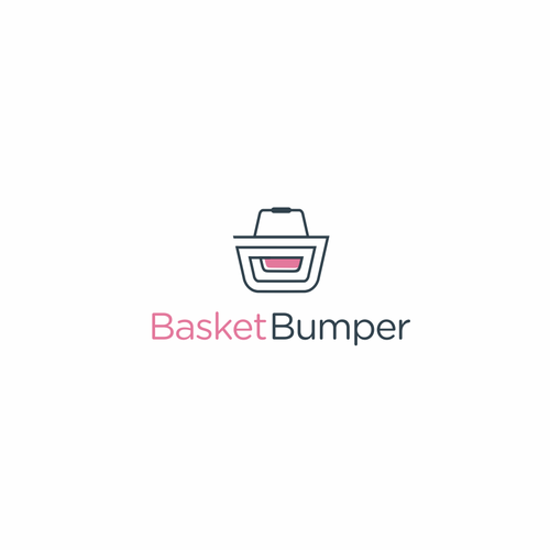 Startup brand with the title 'Basket Bumper'