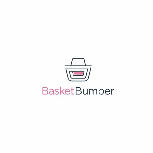 Basket design with the title 'Basket Bumper'