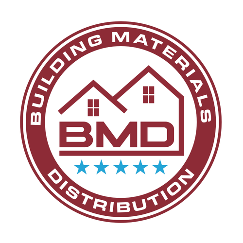 Distribution logo with the title 'BMD Logo'