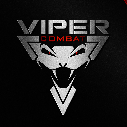 Tactical design with the title 'Logo design for Viper Combat'