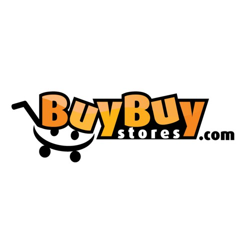 Store logo with the title 'Buy Buy Stores  logo'
