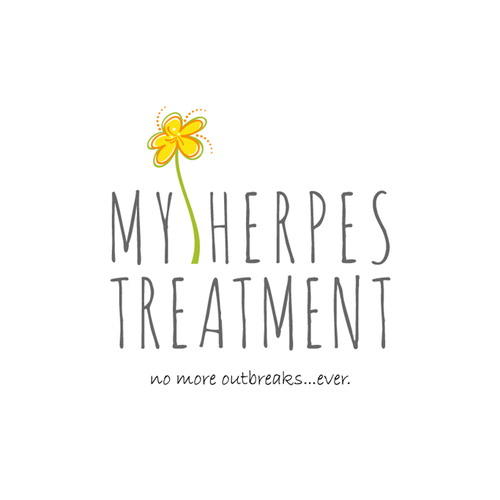 Bloom logo with the title 'logo My Herpes Tretment'