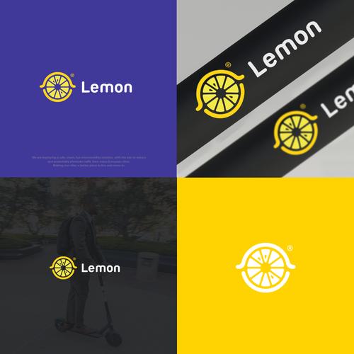 Lemon logo with the title 'Lemon wheel'