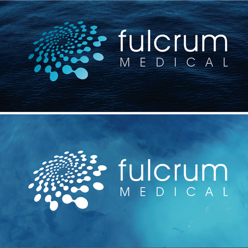 Spiral logo with the title 'fulcrum medical'