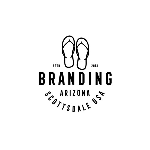 Arizona logo with the title 'Branding Arizona'
