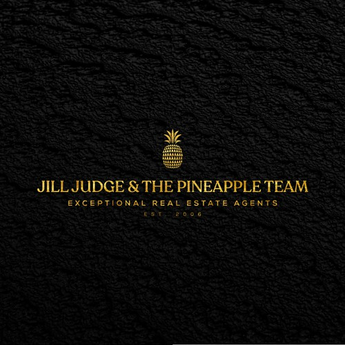 Mortgage brand with the title ' Jill Judge & The Pineapple Team'