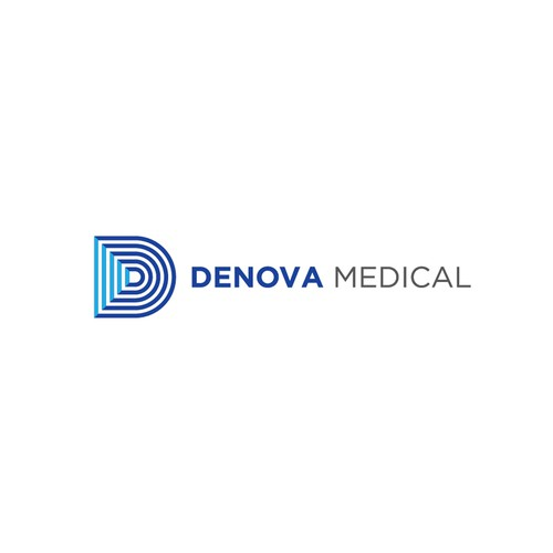 Pharmaceutical brand with the title 'Denova Medical'