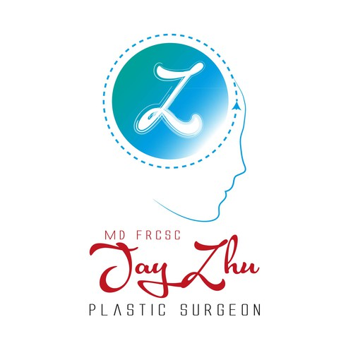 Orthopedic logo with the title 'Logo for Plastic Surgeon.'