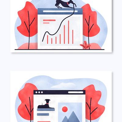 snowwhite  illustrations