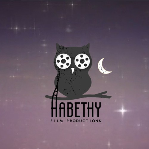 Cinema design with the title 'Help Habethy Film Productions with a new logo'