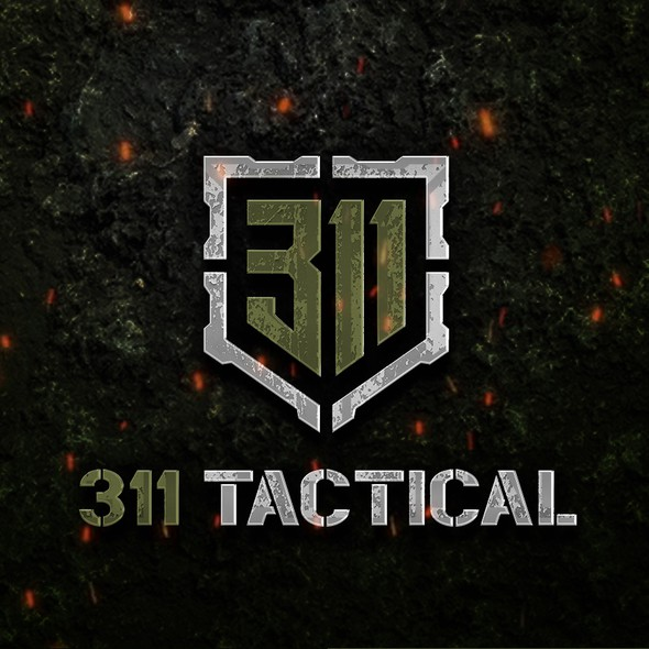 Veteran logo with the title '311 Tactical'
