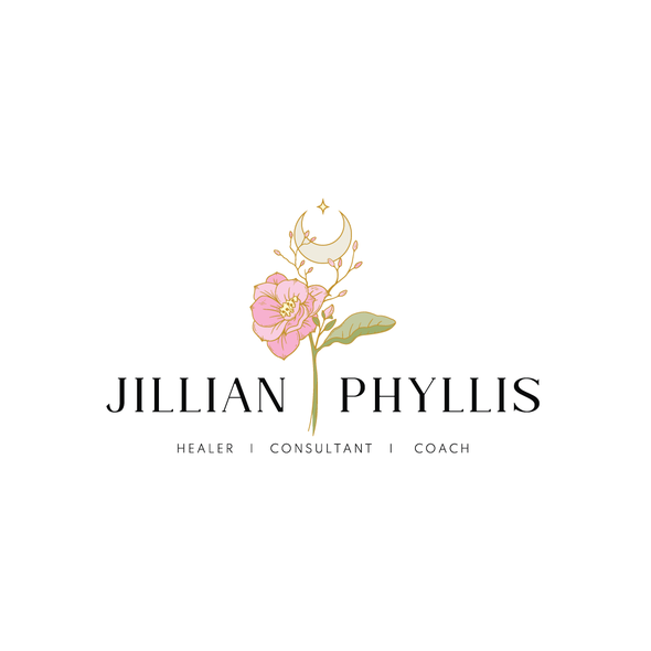 """Illustrated design with the title 'Illustrated sophisticated and """"in-tune with the natural"""" logo for high-end spiritual coach'"""