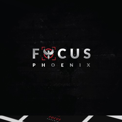 Videography logo with the title 'FOCUS PHOENIX'