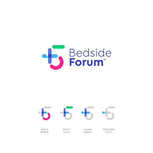 Forum design with the title 'Beside forum'