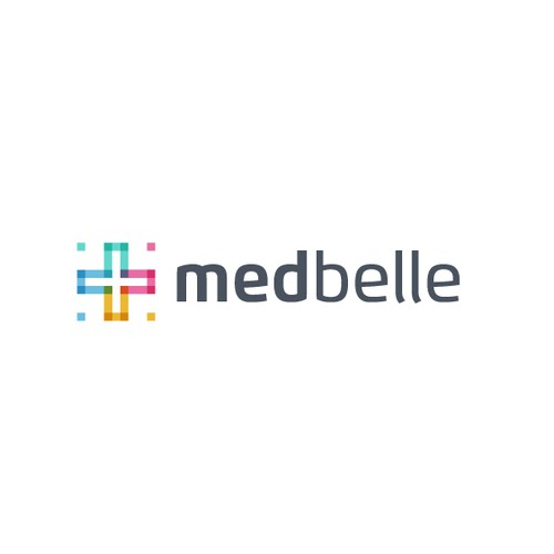 Mature logo with the title 'medbelle'