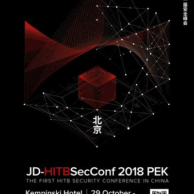 JD-HITB SecConf 2018PEK