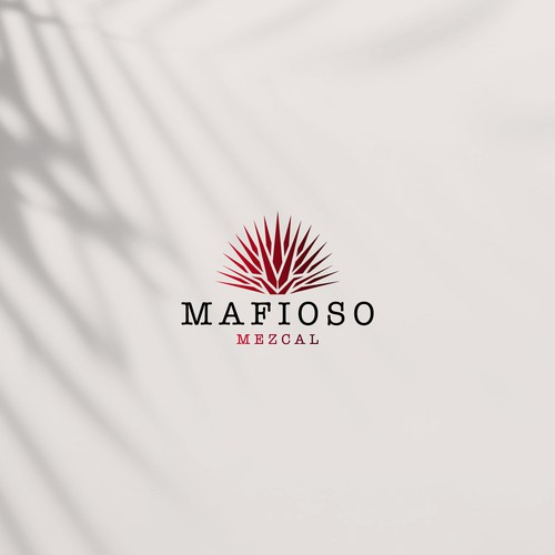 Agave design with the title 'MAFIOSO MEZCAL'