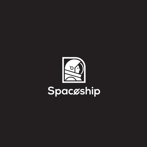 Spaceship logo with the title 'Spaceship'