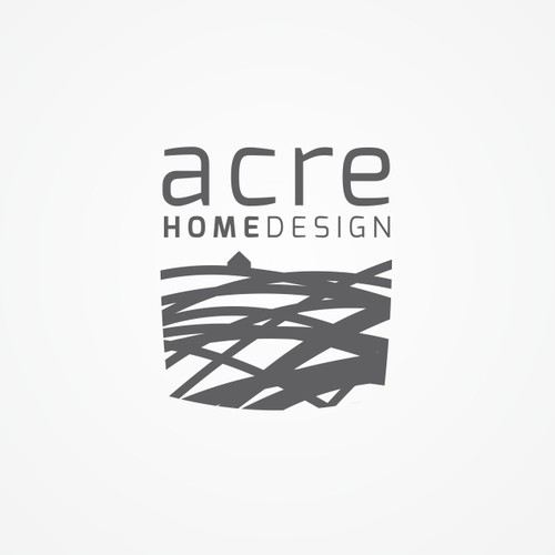 Gray design with the title 'Acre'