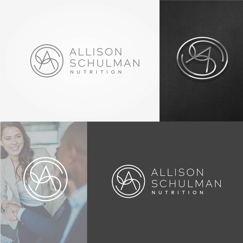 Life logo with the title 'Family Nutritionist Logo Design'