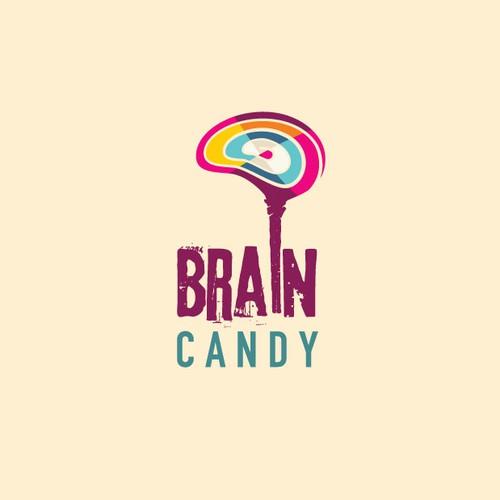 Entertainment design with the title 'Fun Logo'