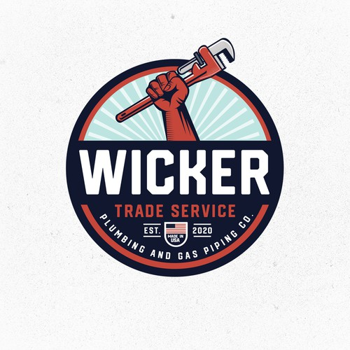 Brand with the title 'Wicker'