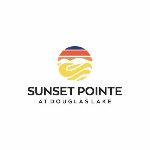 Sunset logo with the title 'SUNSET'