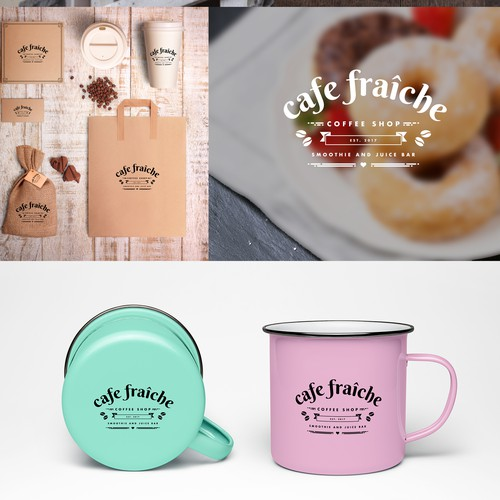 Best brand with the title 'Cafe Fraiche'