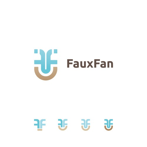 Comfort logo with the title 'FauxFan'