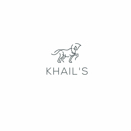 Bag logo with the title 'logo for a leather bags'