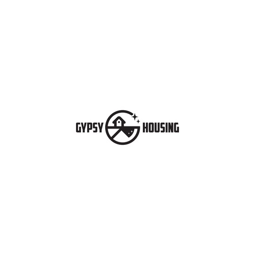 Gypsy logo with the title 'GYPSY HOUSING'