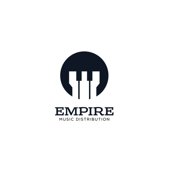 Empire design with the title 'Create a captivating design for a Record Label'