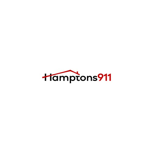 Emergency design with the title 'Hamptons911'
